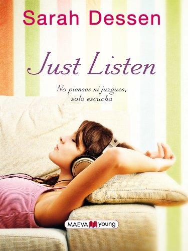Amazon Com Just Listen Maeva Young Spanish Edition Ebook Sarah