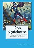 Image de Don Quichotte: 30 pages et 7 illustrations pour découvrir ce personnage mythique. (French Edition)