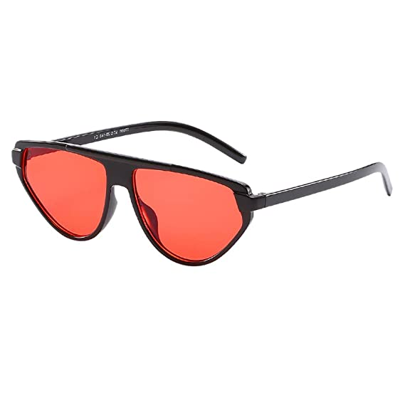 BBestseller Ojos de gato grande gafas de sol unisex ...