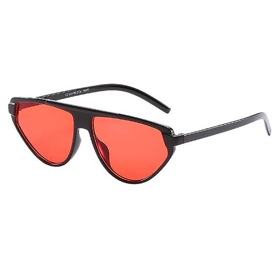 Mymyguoe Dama Gafas de Sol Gafas de Sol de Ojo de Gato ...