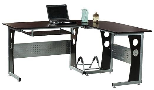 Mesa de oficina escritorio esquinero ordenador Home esquinero con ...