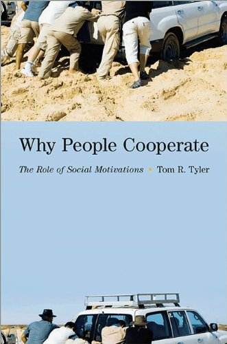 Why People Cooperate: The Role Of Social Motivations