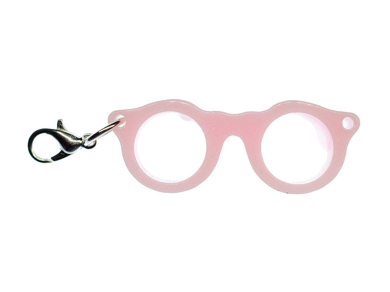 Miniblings Woody Allen Gafas Encanto Pulsera Colgante del ...
