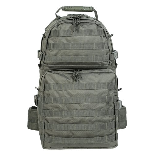 Enhanced Medium MOLLE Assault Pack in Olive Drab, Outdoor Stuffs