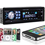 Walmart Car Radios Best Deals - Car Stereo Audio MP3 USB SD Aux Input Receiver In Dash Radio Player FM Radio Tuner Remote