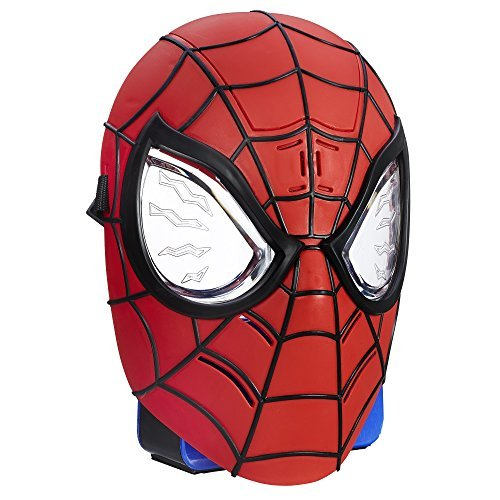 Ultimate Spider-Man Sinister Six Spidey Sense Mask by Spider-Man