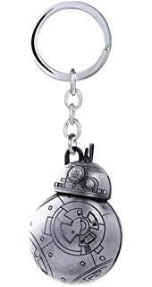 Amazon.com: Superheroes Star Wars BB-8 Droid Keychain for ...