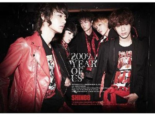 Which is the best shinee year of us?
