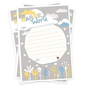 Hochzeitsspiel Für Gäste 26 Postkarten Für Glückwünsche