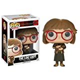Funko POP Television Twin Peaks Log Lady Action Figure