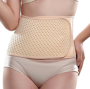 Breathable Maternity Natal Slimming Belt Postpartum Pregnancy Slimming Brace UK+