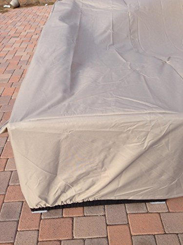 Dola Large Outdoor Sofa Sectional Cover Square Waterproof