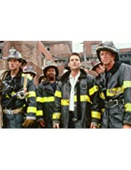 Backdraft Kurt Russell Scott Glen William Baldwin brave fire fighters 24X36 Movie Poster
