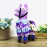 28CM Fortnite Troll Stash Llama Plush Toy Soft Alpaca Horse Stash Stuffed Doll Toys Kids Birthday Gift (11 inch)