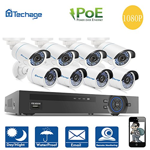 Techage Outdoor Waterproof Security Surveillance product image