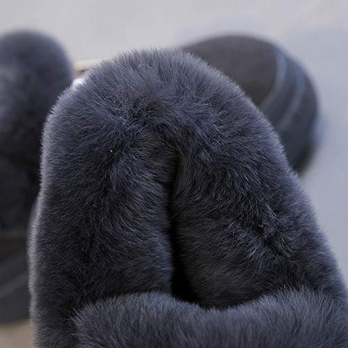 Fondo nbsp;para nbsp;salvaje nbsp;botas nbsp;altas nbsp;algodón nbsp;nieve nbsp; four De nbsp;invierno Negro nbsp;cálidas Para Zapatos Con nbsp;mujer Thirty Mujer La Treinta Tres Y nbsp;grueso Para Ykfchdx nbsp; Y XxqwpCZ0x