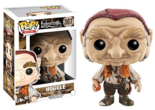 Funko POP Movies: Labyrinth - Hoggle Action Figure -