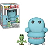 Funko Chairry & Pterri: Pee-wee's Playhouse x POP! TV Vinyl Figure + 1 American TV Themed Trading Card Bundle [#646/21787]