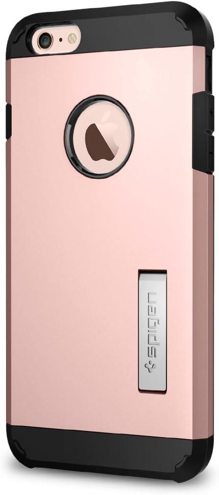 Spigen Tough Armor Designed for iPhone 6S Plus Case (2015) - Rose Gold