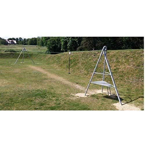 Loggyland Seilbahn für öffentliche Spielplätze