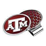 LinksWalker NCAA Texas A&M Aggies - Golf Hat Clip with Ball Marker