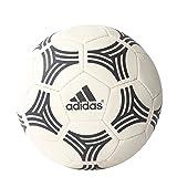 adidas AZ5192 Tango Sala Soccer Ball Futsal, White/Core Black