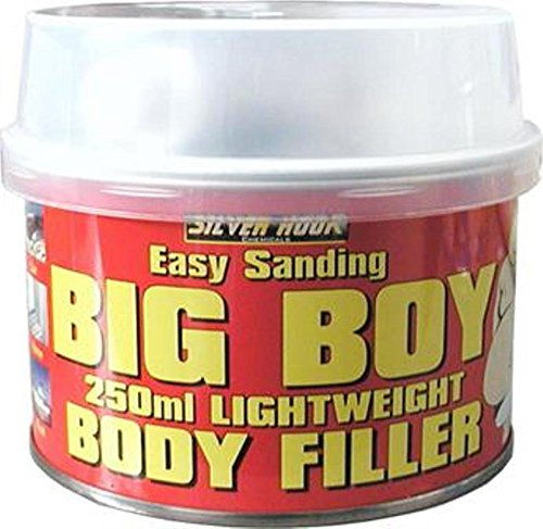 SILVERHOOK BIG01 Big Boy Lightweight Body Filler, 250 ml Silverhook ltd