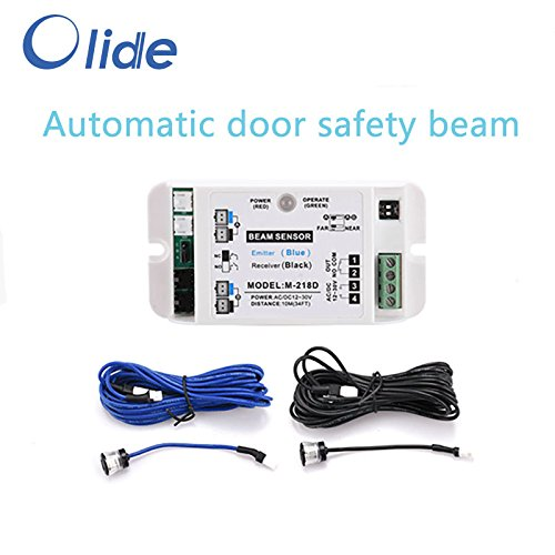 Automatic Door Safety Beam Sensor by Olide