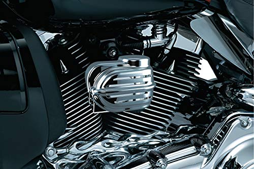 Kuryakyn 7732 Chrome Cover for Harley Davidson Wolo Bad Boy Horn