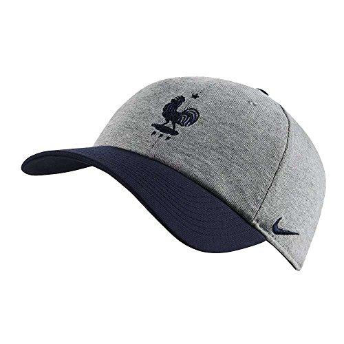 NIKE 2018-2019 France H86 Core Cap (Grey) Nike Jersey Cap