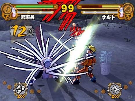 Amazon.com: Naruto Ultimate Ninja 3: Toys & Games