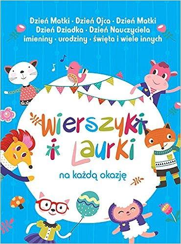 Amazoncom Wierszyki I Laurki Polish Edition