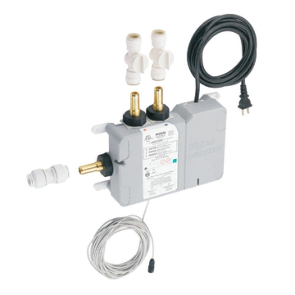 Moen S4994 Io/Digital 1/2-Inch Cc Cpvc Inlet Push-Fit Connectors