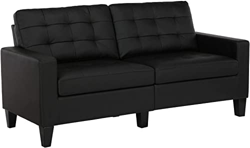 DHP Emily Sofa Couch Living Room Furniture