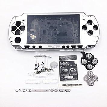 Carcasa Completa para Sony PSP 2000 2001 2002 2003 2004 ...