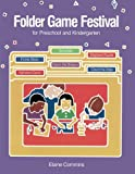 Folder Game Festival: For Preschool and Kindergarten