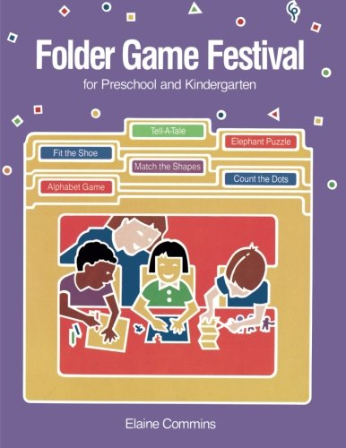 Folder Game Festival: For Preschool and Kindergarten]()