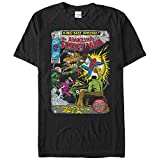 Marvel Spider-Man Sinister Six Comic Mens Graphic T Shirt