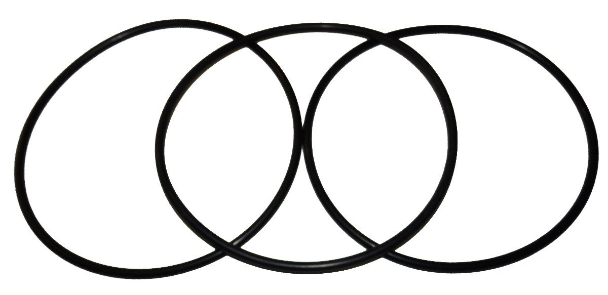 Captain O-Ring - Culligan OR-150 Replacement Water Filter Housing ORing Gasket Seal (3 Pack)