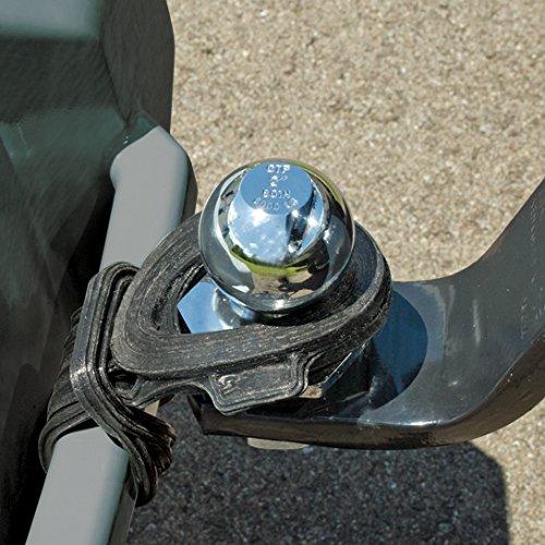 SmartTote2 RV Portable Waste Tote Tank - 2 Wheels - 35 Gallon -Thetford 40503 by SmartTote 2 (Image #7)