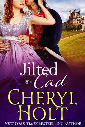 Jilted By a Cad (Jilted Brides Trilogy Book 1) by [Holt, Cheryl]