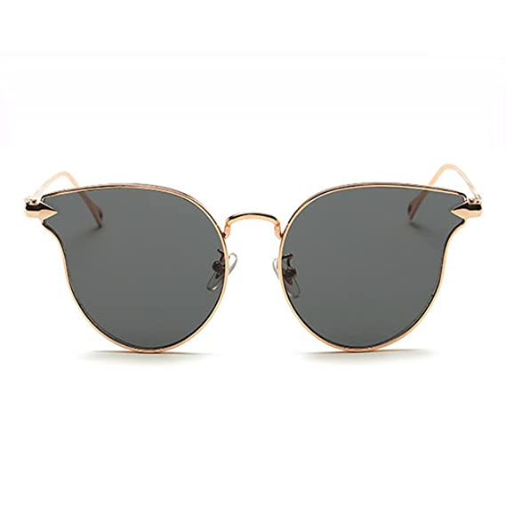 fd731a271641 RazMaz Cat-Eye Alloy Frame Sun-glasses for Women Men Latest Stylish Mirror -