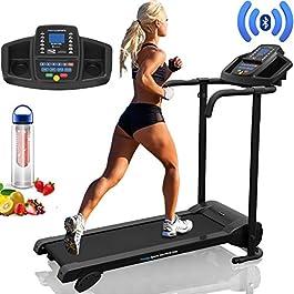 PrestigeSports XM-PROII Elite Treadmill with Bluetooth &#821...