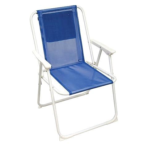 Amazon.com : Preferred Nation Portable Beach Chair : Sports ...