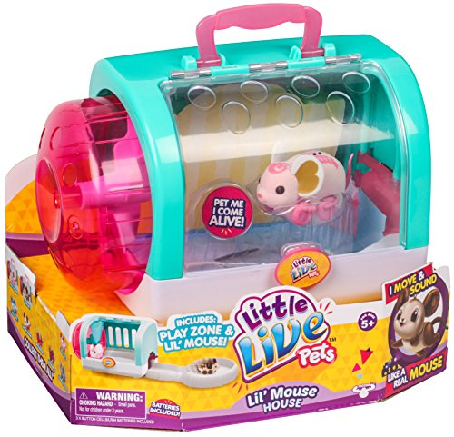 Little Live Pets 28170 S3 Mouse House Toy Pricepulse