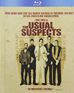 Usual Suspects [Blu-ray] (Bilingual) [Import]