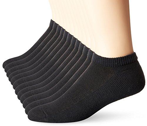 cheap Hanes Men's FreshIQ Low Cut Socks (Pack of 12) big discount