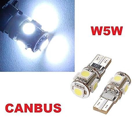 Xenon bianco ca inion/® 9er xeno LED luce di posizione K 12/V canbus lampade led soffiten Pere con 9/X Power SMD T10