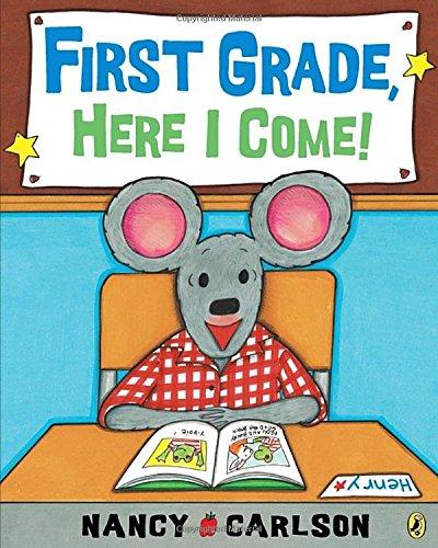 First Grade, Here I Come! - 1st Grade School Life