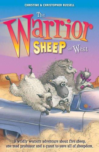 Read Online Warrior Sheep Go West PDF